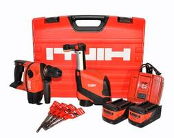 Hilti 0347009 TE 6-A36-AVR DRS Cordless Rotary Hammer Drill