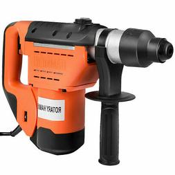 """1-1/2"""" SDS Electric Rotary Hammer Drill Plus Demolition Bits"""