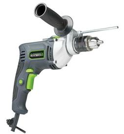 "Genesis 1/2"" 7.5 Amp Variable Speed Reversible Hammer Drill"