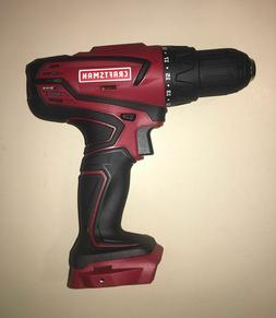1/2' Craftsman Cordless Drill/Driver 125.DD20A Lithium ion 2