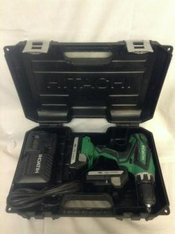 "Hitachi 1/2"" Drill Driver DS-18DGL Set"
