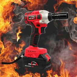 """1/2"""" Electric Cordless Impact wrench drill  Brushless high t"""