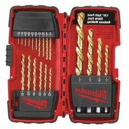Milwaukee 48-89-1105 20 PC Thunderbolt® Titanium Drill Bit