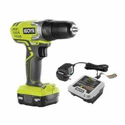 12-Volt Lithium-Ion Cordless 3/8 in Drill/Driver Kit w 12-Vo