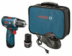 Bosch 12-Volt Max Brushless 3/8-Inch Drill/Driver Kit PS32-0