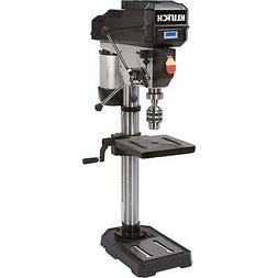 Klutch 12in. Bench Mount Drill Press - 3/4 HP, Variable Spee