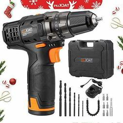 12v 2 0ah lithium ion cordless drill