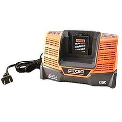 RIDGID 140276003 9.6-18-Volt Single Port Battery Charger