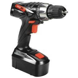 18 Volt 3/8 In. Cordless Drill/Driver Kit With Keyless Chuck