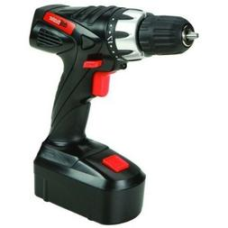 Drill Master 18 Volt Cordless 3/8quot Drill/ Driver by Drill