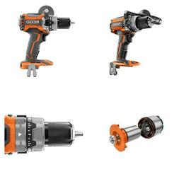 18-Volt GEN5X Cordless Lithium-Ion Brushless 1/2 in. Compact