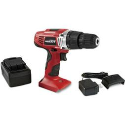 Hyper Tough 18-Volt Ni-Cad Cordless Drill with Rechargeable