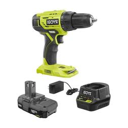 Ryobi 18-Volt ONE+ Lithium-Ion Cordless 1/2 in. Drill/Driver