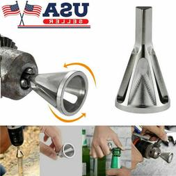 1PC Stainless Steel Deburring External Chamfer Tool Remove B