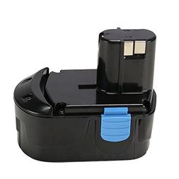 POWERAXIS 18V 2.0Ah EB1814S Hitachi Replacement Battery for