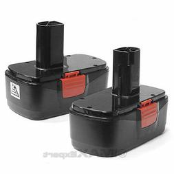 2 19.2V Replacement Battery for Craftsman 2000mAh 2.0AH 19.2