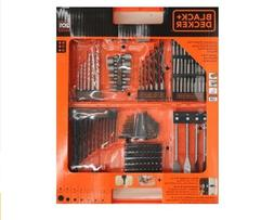 201-Piece Screwdriver And Drill Bit Power Tool Accessory Set
