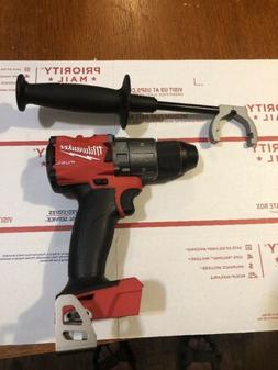"Milwaukee 2804-20 M18 FUEL 1/2"" Hammer Drill  Newes In The M"