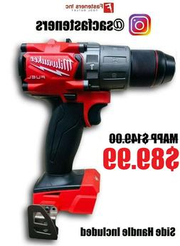 Milwaukee 2804-20 M18 FUEL 1/2 in. Brushless Hammer Drill