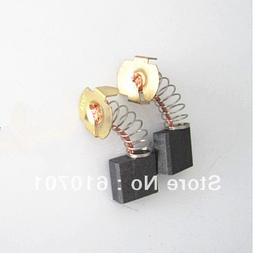2pcs 7x18x16mm Spring & Wire Lead Carbon Brushes CB203 for <