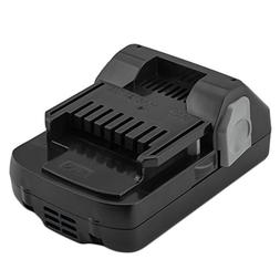 Shentec 3.0Ah 18V Replacement Battery Compatible with Hitach