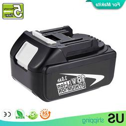 New 18V 3.0Ah 18Volt Lithium-Ion Batteries LXT Battery For M