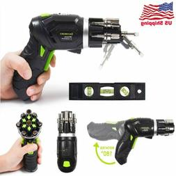 3.6V Li-ion Rechargeable Cordless Screwdriver Electric Drill