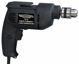 """Speedway 3/8"""" Variable Speed Corded Electric Drill Driver Po"""
