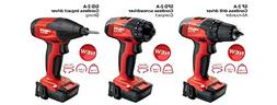 Hilti 3 Tool 12v Lion Promo Kit Impact, Driver, and Drill