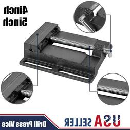 """4""""-5"""" DRILL PRESS VISE SHOP TOOLS HEAVY DUTY BENCH TOP DRILL"""