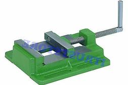 """4"""" INCH FLAT METAL STEEL MACHINIST CLAMP VICE WORK HOLDER FO"""