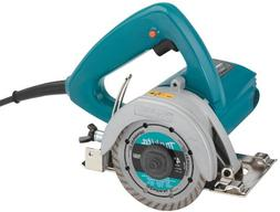 Makita 4100NHX1 4-3/8 Inch Masonry Saw with 4 Inch Diamond B