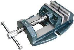 """DAYTON 31LZ69 5"""" Drill Press Vise with Fixed Base"""