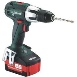 Metabo 602103520 SB18 LT 5.2 18V Cordless Lithium-Ion 1/2 in