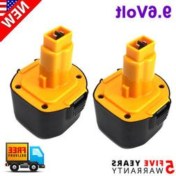 9.6V Battery for DEWALT DW9062 DE9036 DE9061 DE9062 DW9061 9