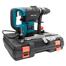 """Adjustable Speed 1-1/2"""" SDS Electric Rotary Hammer Drill + D"""