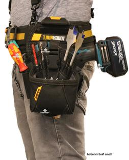 ToughBuilt Drill Holster Tool Bag Storage Cliptech Pouch TB-