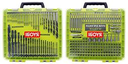 Ryobi A981952QP 195 Piece Drilling and Driving Kit for Wood,