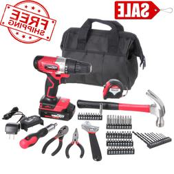 Hyper Tough AQ90082G HT CHARGE 20V MAX Lithium Ion Drill, 70