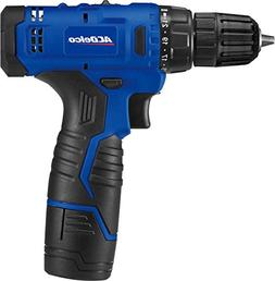 "ACDelco ARD12126P 12V Lithium-Ion Cordless 2-Speed 3/8"" Dr"