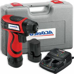 ACDelco ARD847  8V Super Compact Drill Driver, 111 in-lbs, 2