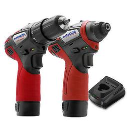 """ACDelco 12V 3/8"""" Drill Driver & 1/4"""" Impact Driver Combo Too"""