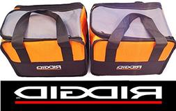 Ridgid Tool Bags  Carrying Cases For 18v Drill Impact & Bat