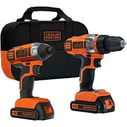 Black & Decker BDCD220IA 20V MAX Cordless Lithium-Ion 3/8 in