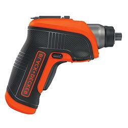 Black & Decker BDCS30C 4V MAX Cordless Lithium-Ion Rechargea