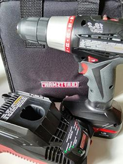 Craftsman 17191X C3 Drill Driver Kit with Lithium-Ion Batter