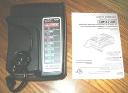 Craftsman C3 19.2 Volt Lithium-ion & Ni-cad Battery Charger