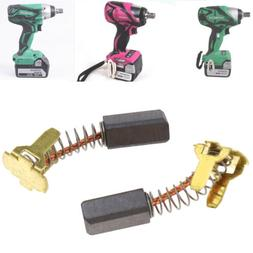 Carbon Brushes For Hitachi 999-054 To Fit DS18DSAL Cordless
