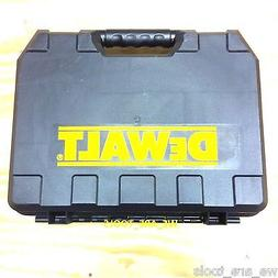 Dewalt Case Only For 20V DCD996 Hammer Drill, Battery & Char
