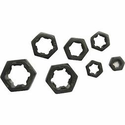 Century Tool Rethreading Die Set - 7-Pcs., National Fine, Mo